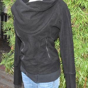 lululemon athletica Jackets & Coats - WOMEN'S VINTAGE LULULEMON OFF THE MAT JACKET SZ SM
